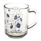 55029 - Кружка синие цветы